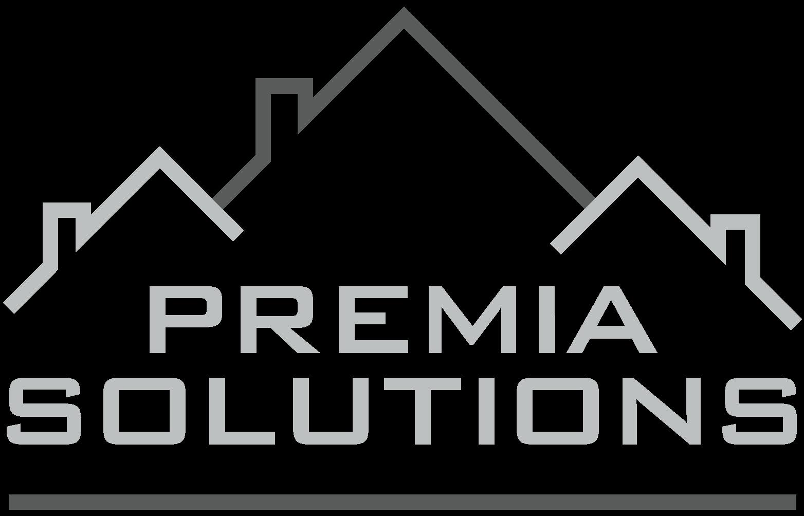 Premia Solutions | Logo officiel v2